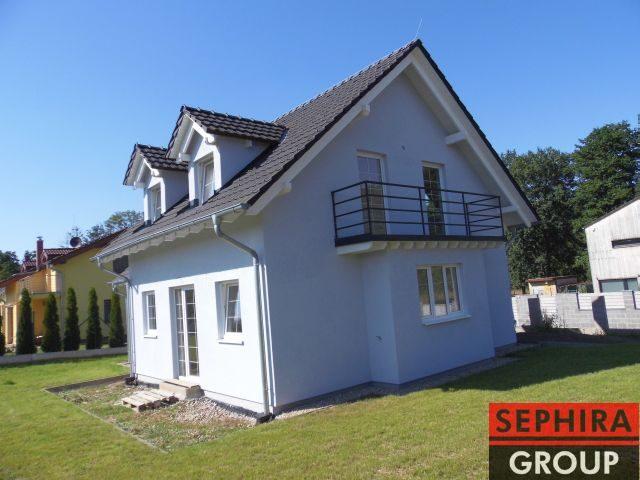 Prodej rodinného domu 6+KK, Praha - východ, Zlatá, 149 m2, novostavba, ihned volné