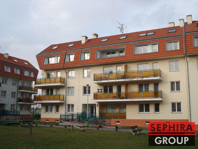 Pronájem bytu 2+1 s balkónem, P6, Suchdol, ul. K Horoměřicům, 70 m2, nezařízeno, ihned volné
