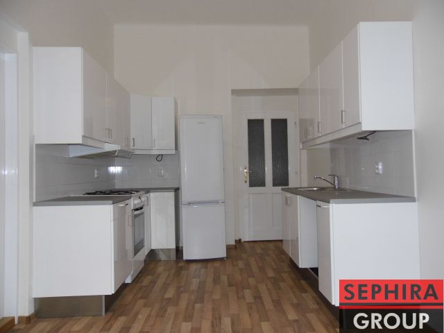 Pronájem bytu 3+1, P3, Vinohrady, Perunova ul., 87 m2, nezařízeno, ihned volné