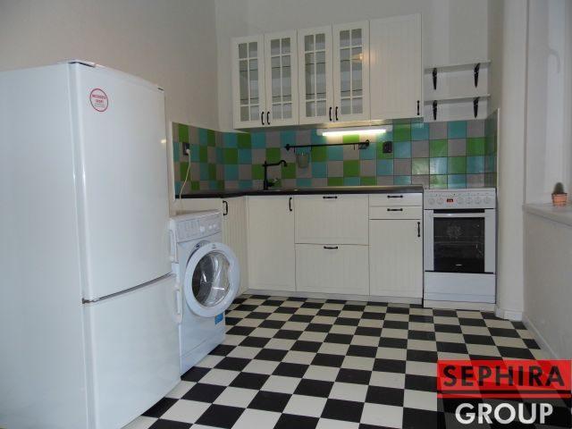 Pronájem bytu 1+1, P7, Holešovice, Argentinská ul., 39 m2, nezařízeno, ihned volné
