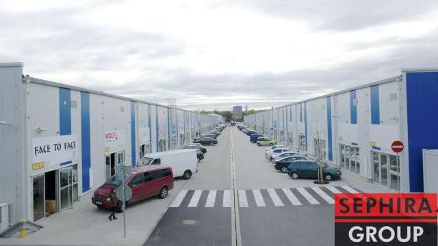 Pronájem skladových prostor, P10, Malešice, Tiskařská ul., od 51 m2, ihned volné