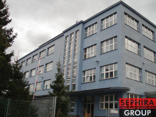 Pronájem 8 kanceláří, P9, Vysočany, ul. U Elektry, 197 m2, ihned volné
