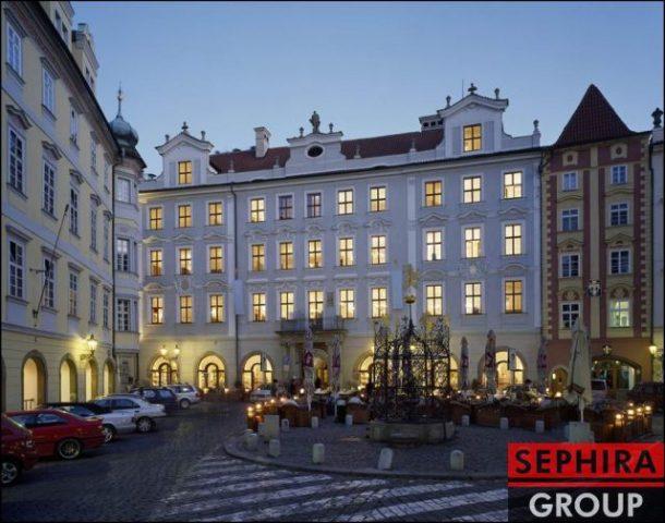 Pronájem kancelářských prostor, P1, Staré Město, Malé náměstí, 175 - 432 m², nezařízeno, ihned volné