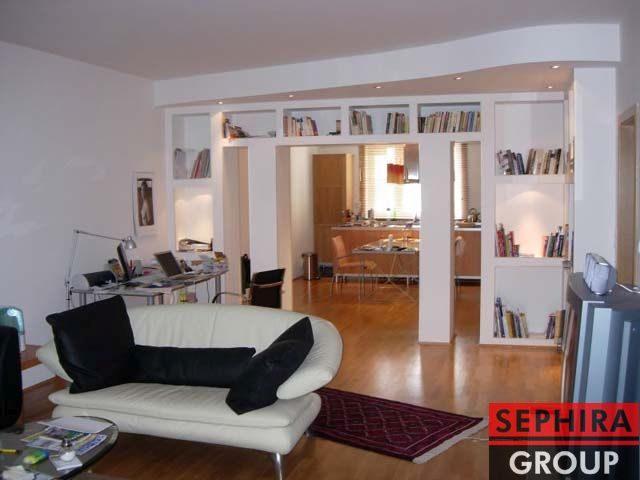 Prodej bytu 2+1 s balkónem, P5, Smíchov, ul. Na Hřebenkách, 70 m2, OV, ihned volné