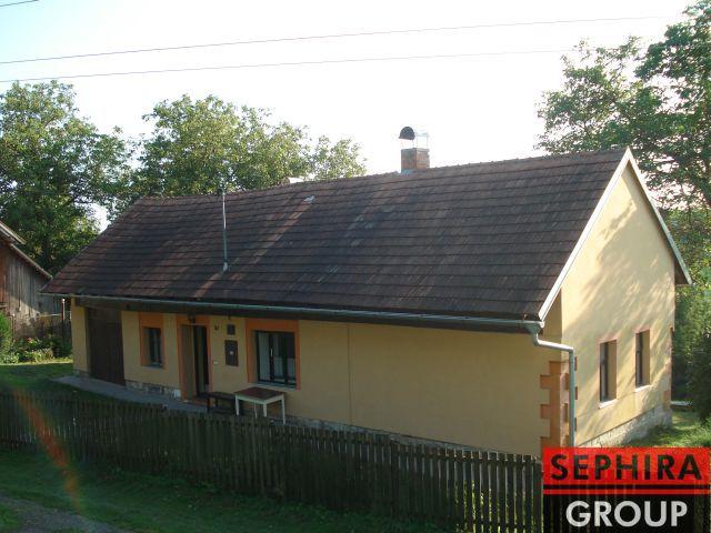 Prodej RD 2+1, Libáň, okr. Jičín, 100 m2 obytná plocha, 3 323 m2 pozemek