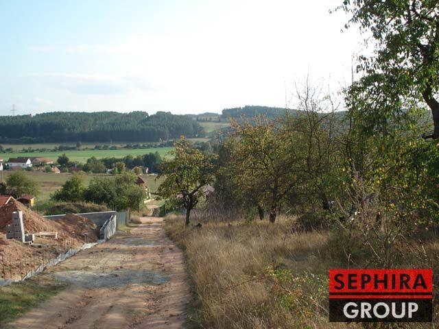 Prodej stavebního pozemku o ploše 841 m2 v obci Drevníky, okr. Příbram
