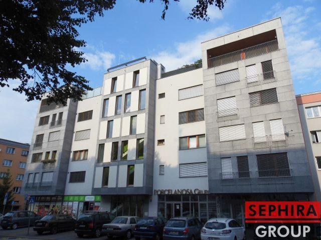 Pronájem bytu 3+KK, P6, Břevnov, Brunclíkova ul., 82 m2, nezařízeno, ihned volné