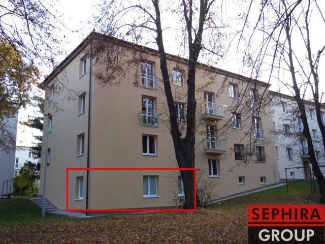 Pronájem bytu 2+1, P6, Petřiny, Šumberova ul., 44,4 m2, část. zařízeno, ihned volné