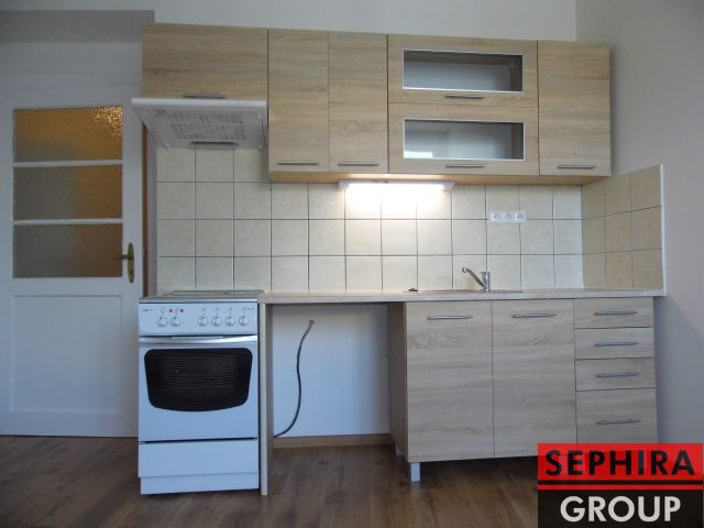 Pronájem bytu 2+KK, P9, Libeň, Sokolovská ul., 47 m2, nezařízeno, ihned volné