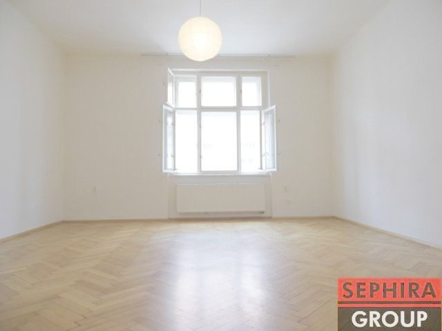 Pronájem bytu 3+1, P2, Ječná ul., Nové Město, 95 m2, nezařízeno, po rekonstrukci, ihned volné
