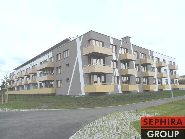 Pronájem bytu 2+KK s balkónem, P9, Hostavice, U Hostavického potoka, 52 m2, nezařízeno, volné od 1. 1. 2019