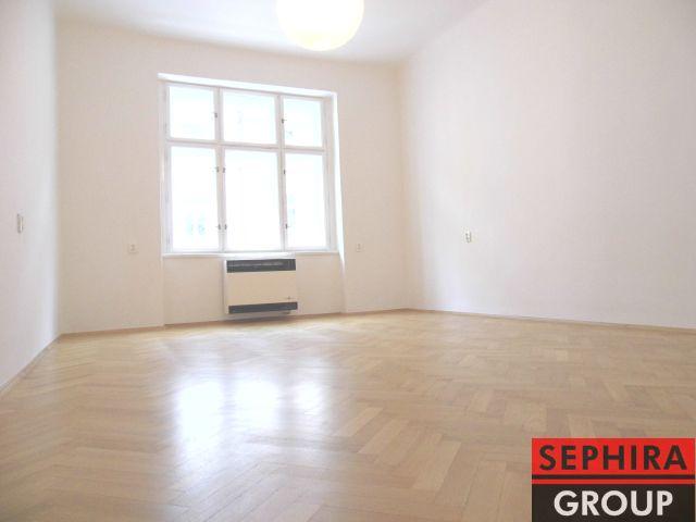 Pronájem bytu 2+KK, P2, Vinohrady, Čerchovská ul., 54 m2, nezařízeno, ihned volné
