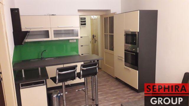 Pronájem bytu 2+KK, P3, Žižkov, Jana Želivského, 54 m2, zařízeno, volné od 5. 8. 2020