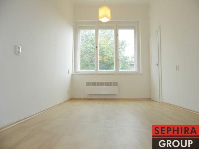 Pronájem bytu 1+KK, P4, Nusle, U Čtyř domů., 28,41 m2, nezařízeno, ihned volné