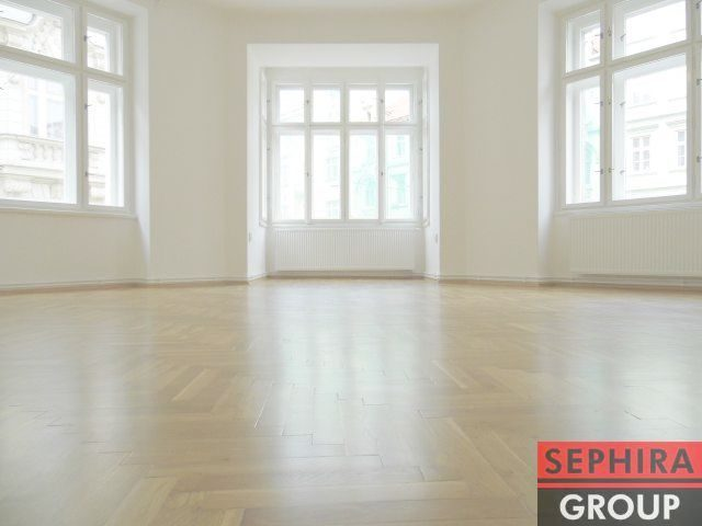 Pronájem bytu 2+1, P2, Ječná ul., Nové Město, 92 m2, nezařízeno, ihned volné